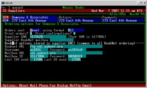 BookManager EDI 2